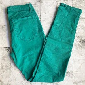 EUC J. Brand 811 Skinny Leg Twill Jeans (size 27)